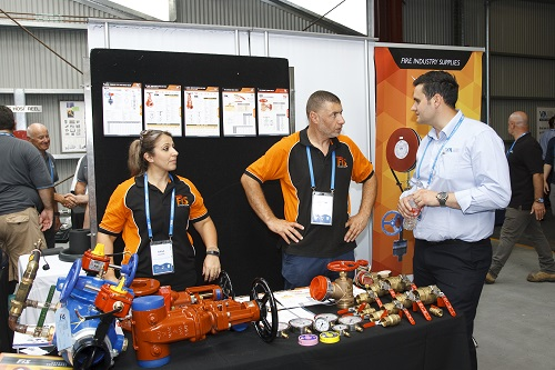 haysam mohtadi fire industry supplies managing director event