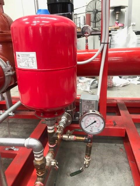 FIS Pressure Tank Gauges
